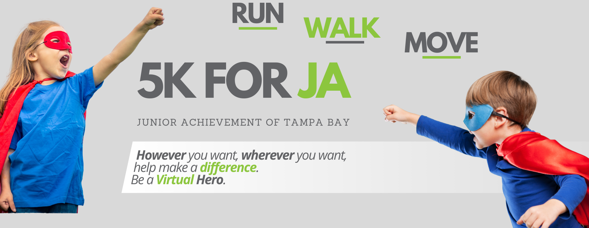Virtual 5k For JA